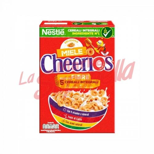 "Cereale Nestle  ""Cheerios"" integrale cu miere 375 gr"